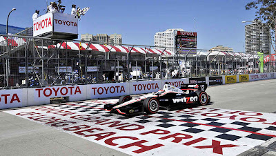 Long Beach toyota grand prix 2015