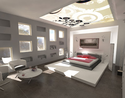 Minimalist Design - Modern Bedroom Interior Design Ideas