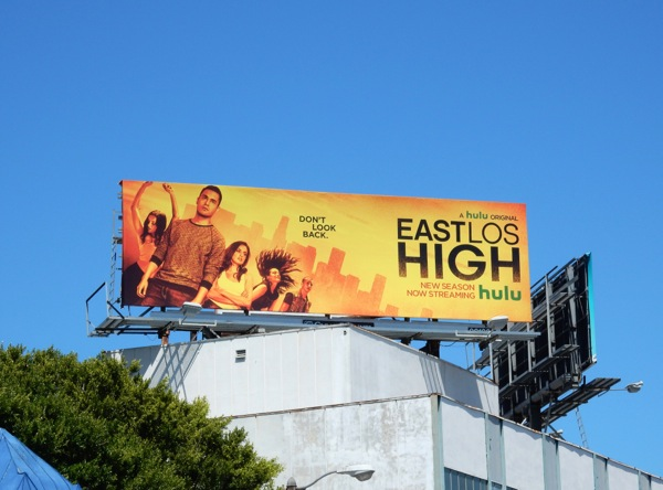 East Los High season 3 billboard