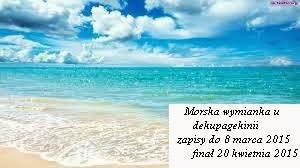 Morska wymianka:)