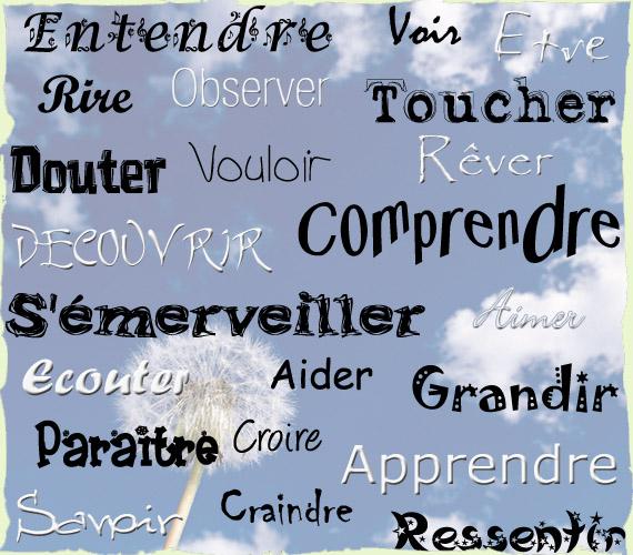 Entre Nous La Conjugaison Des Verbes Francais