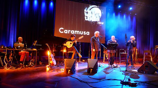 Roedelius & Caramusa, Lifelines Roedelius / photo S. Mazars