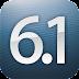 Apple libera o iOS 6.1 para o público