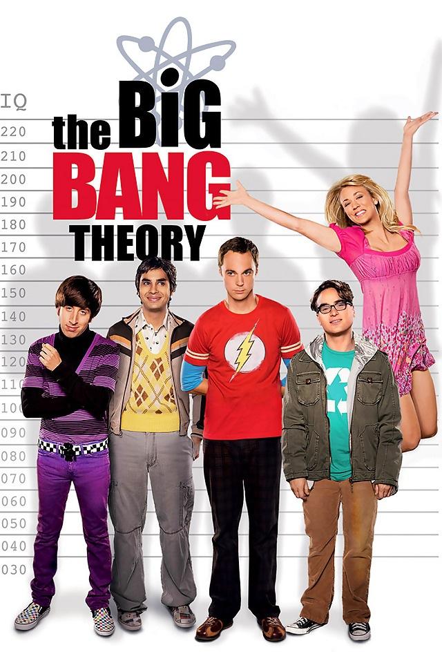 The Big Bang Theory Wallpapers IPhone 4