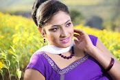 Hari priya photo shoot among yellow folwers-thumbnail-12
