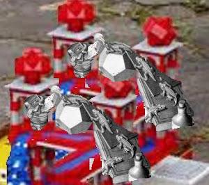 Artwork 167: Legoechsen
