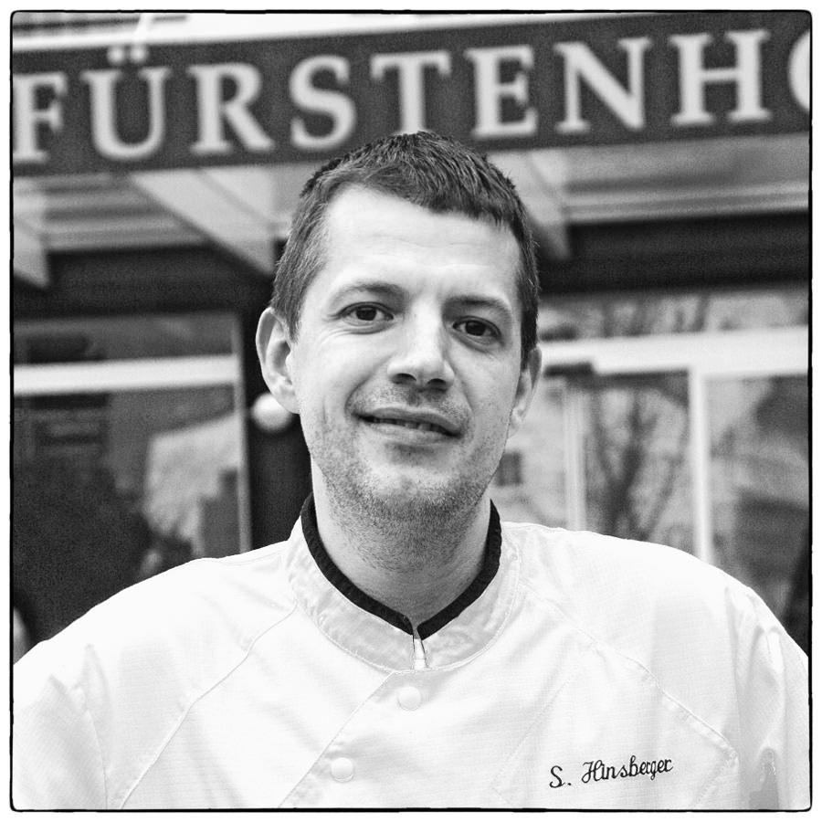 Das Hotel Fürstenhof in Bad Kreuznach hat einen neuen Küchenchef: Sascha Hinsberger.