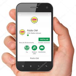 BAIXE O APP DA DM WEB RADIO