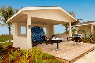Private Cabanas at NCL Private Island - Great Stirrup Cay