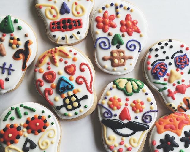 sweet jenny belle sugar skulls