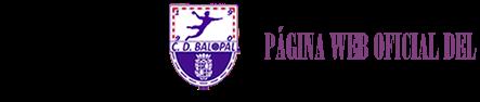 Página Web Oficial del CD Balopal