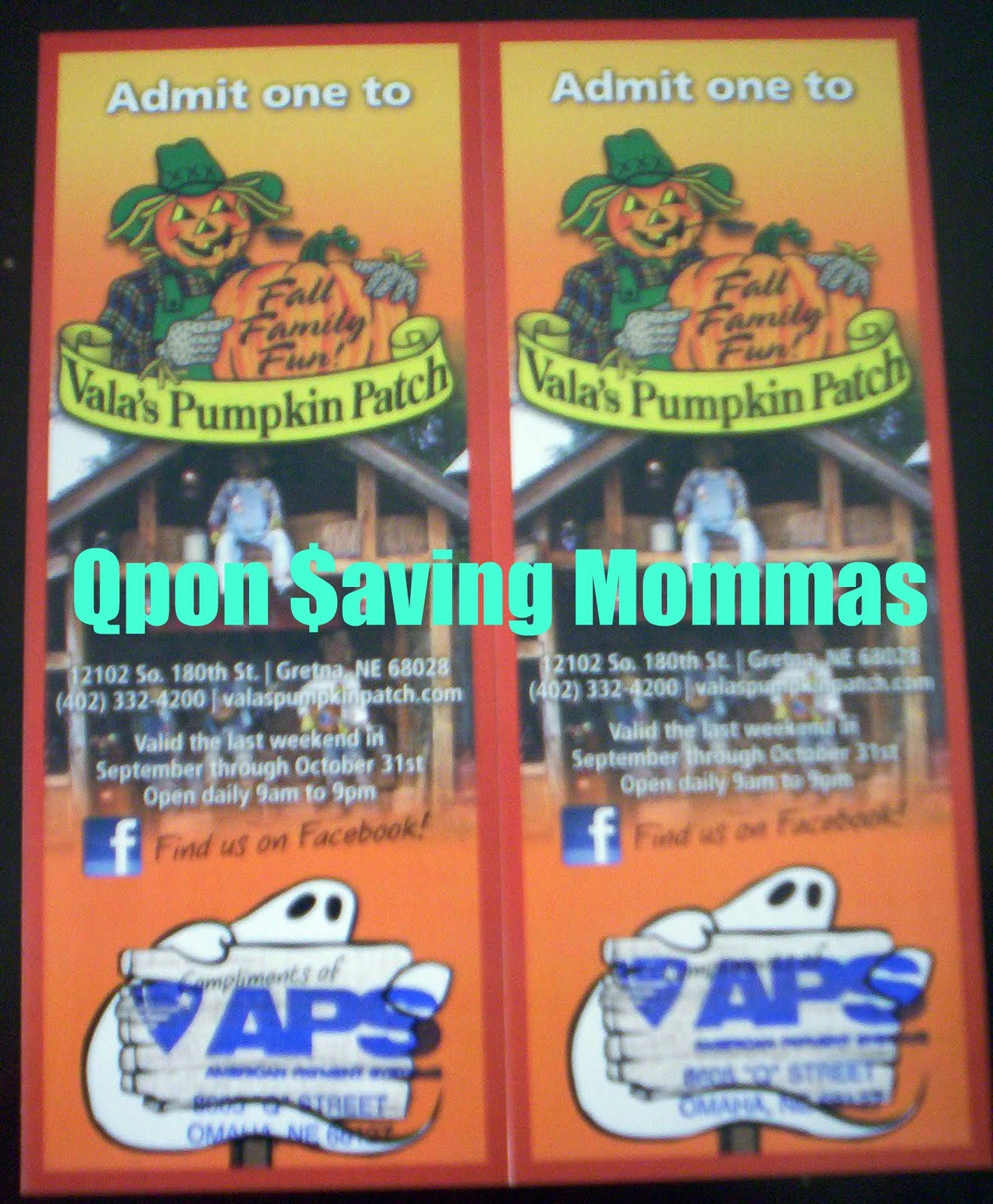 Valas discount coupons