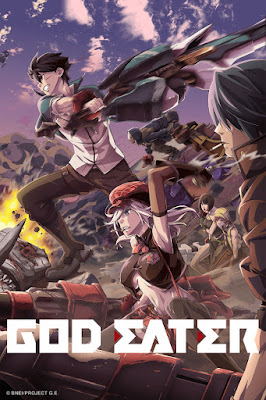 God Eater Visual