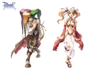 Ragnarok Online (serv privado: xatiyaro/Con links) Character_Clown_Gypsy