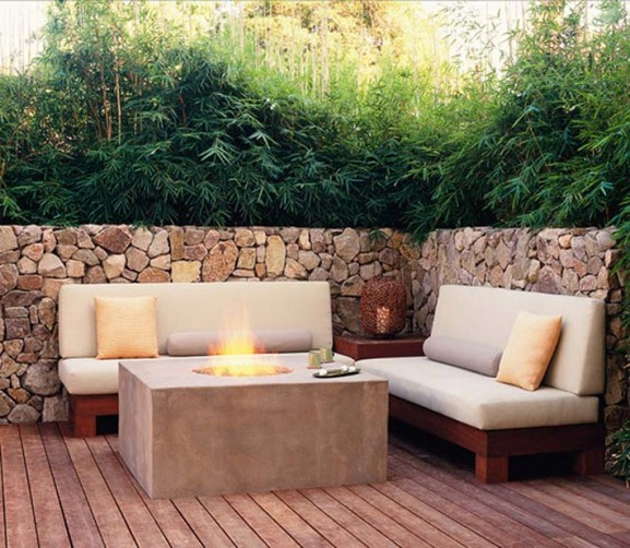 Modern Garden Design Pictures Photograph | modern garden des