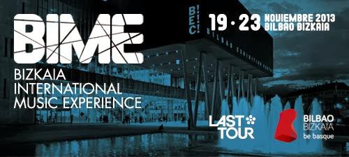 BIME, Bilbao, Festival, Bizkaia International Music Experience, Directo