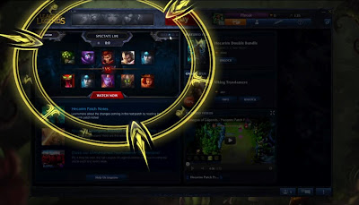 League of Legends анонс Spectator mode