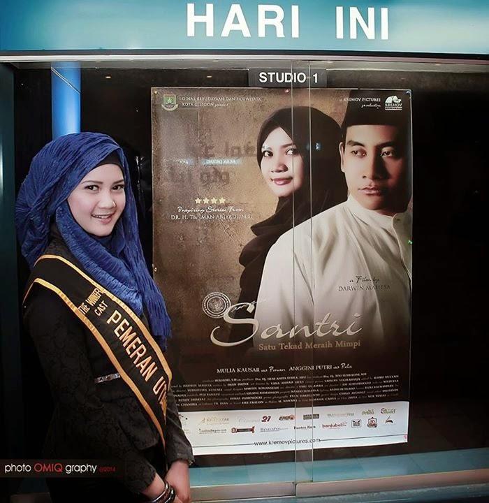 Gala Premiere Film Santri, Sukses!