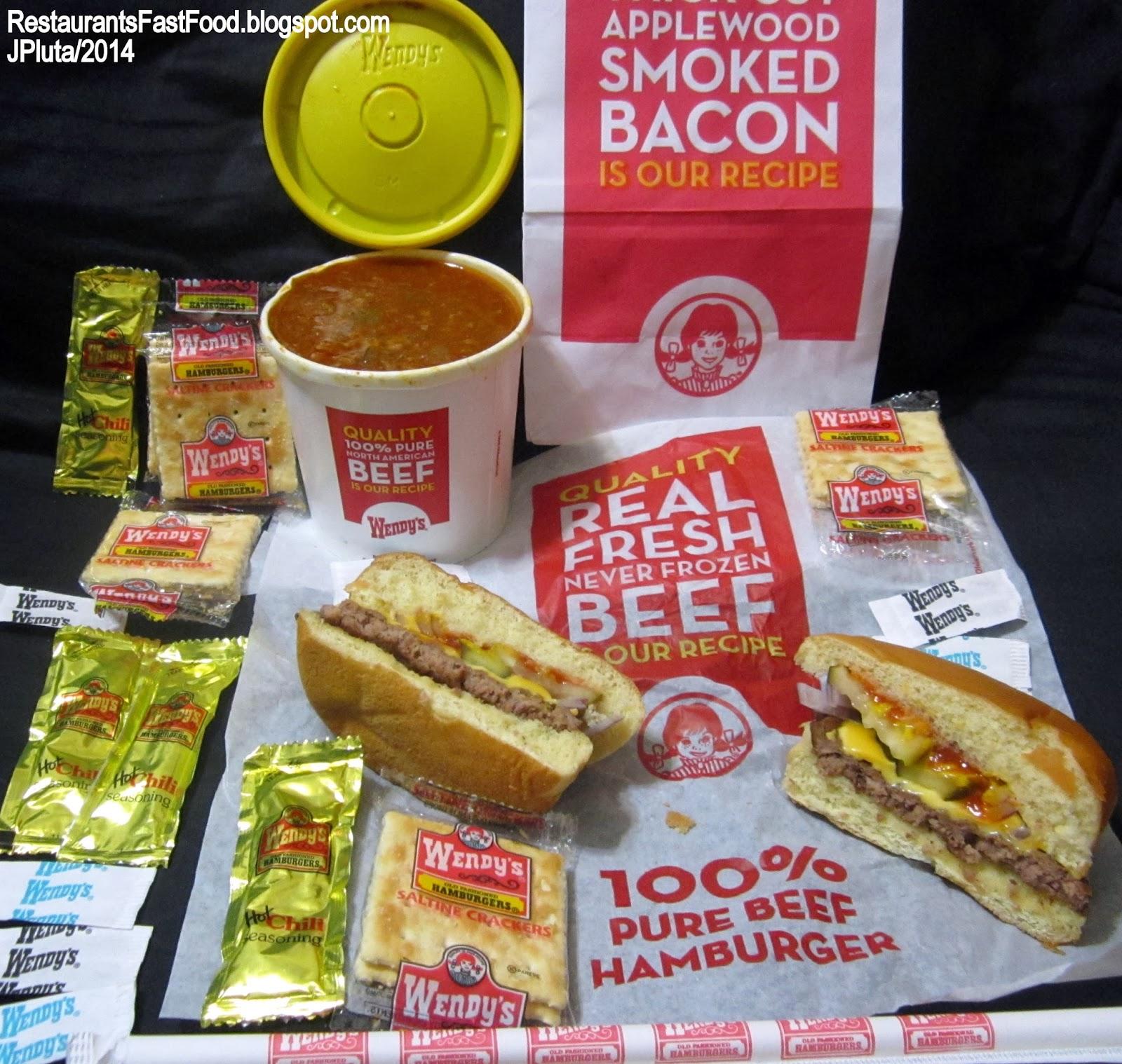 ... Old Fashioned Hamburger Fast Food Restaurant Byron GA. WENDY'S Byron