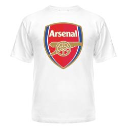 футболка футбольный клуб Арсенал
