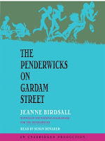 Cover of The Penderwicks on Gardam Stree by Jeanne Birdsall