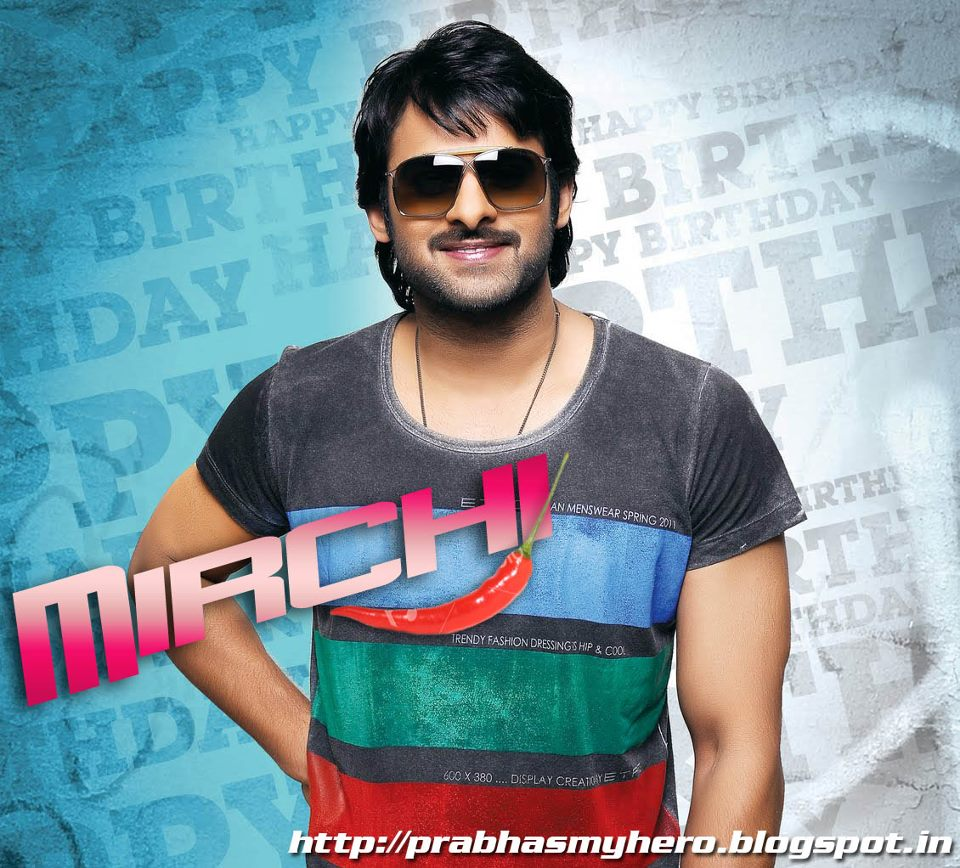Prabhas Mirchi Stills Wallpapers Pack Onlyfullsoftwares