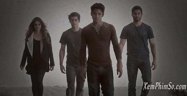 Người Sói Teen Phần 4 heyphim Teen Wolf Season 4 Cant Go Back