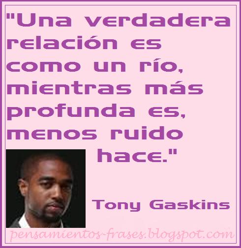 frases de Tony Gaskins