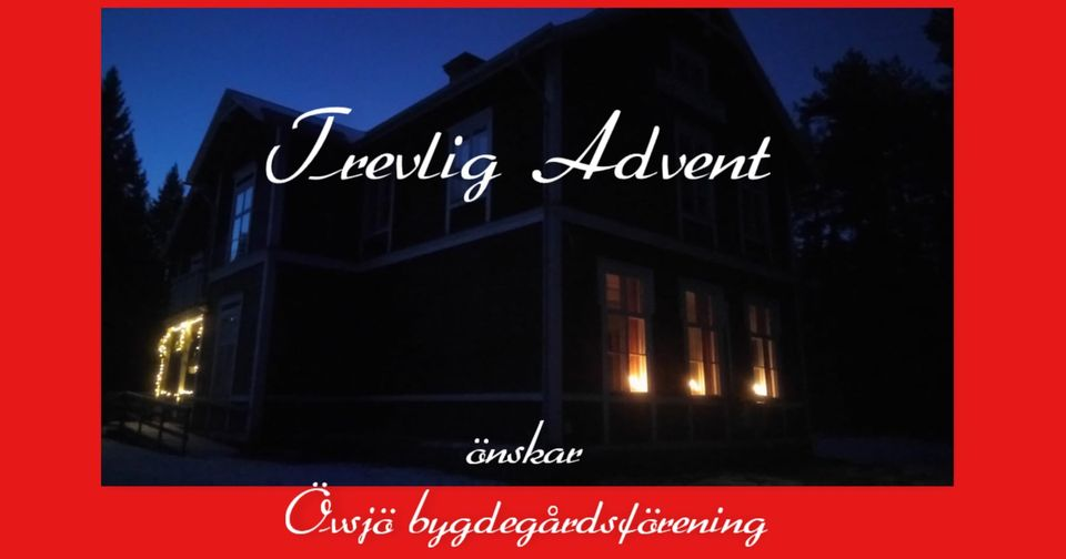 Trevlig Advent!