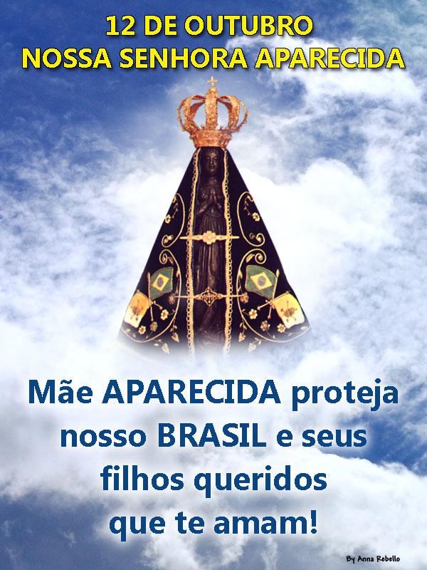 * Aprendizagem Divertida *: * DIA DE NOSSA SENHORA APARECIDA
