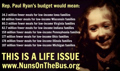 Paul Ryan's Class Warfare Budget Plan