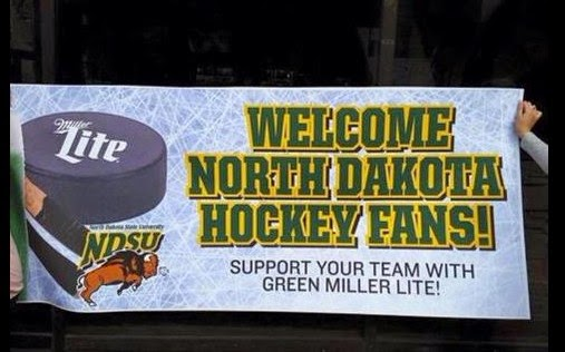 NCHC: Nameless Team Confused With NDSU Yet Again...
