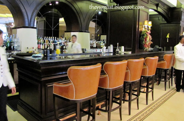 The Bar, The Majestic Hotel Kuala Lumpur, Malaysia, 5 star, heritage, colonial, boutique