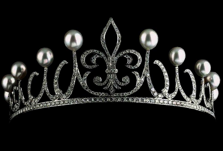 تيجان ملكية  امبراطورية فاخرة Tiara