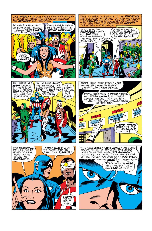 Captain America (1968) Issue #195 #109 - English 8