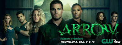 """Arrow - 2.02 - Identity - Review - """"Let's Talk About Laurel"""" and Episode Awards"""