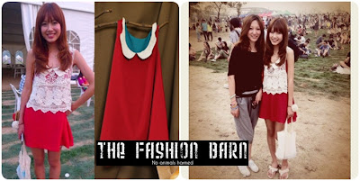 TFB112003+Red+Top+with+White+Scallop+Collar+1 Get your reindeer on