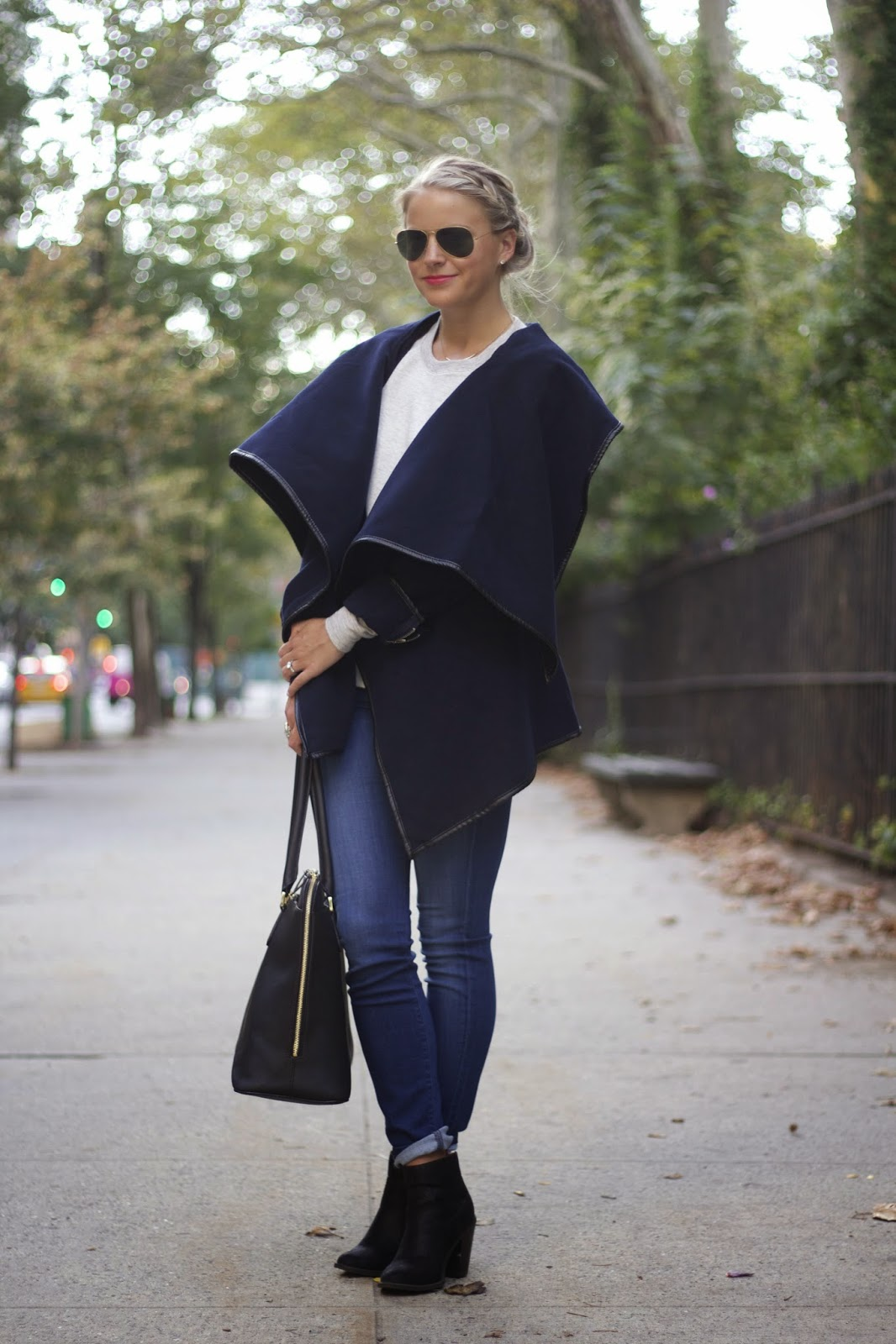 knit, how to layer clothes, fall trends, she inside, ayr, best skinny jeans, black booties, kendra scott jewelry