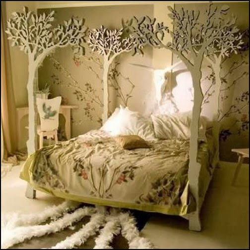 Innovative Girls White Bedroom Set