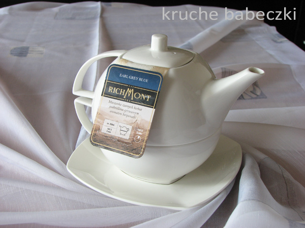 Herbata Earl Grey blue od Richmont