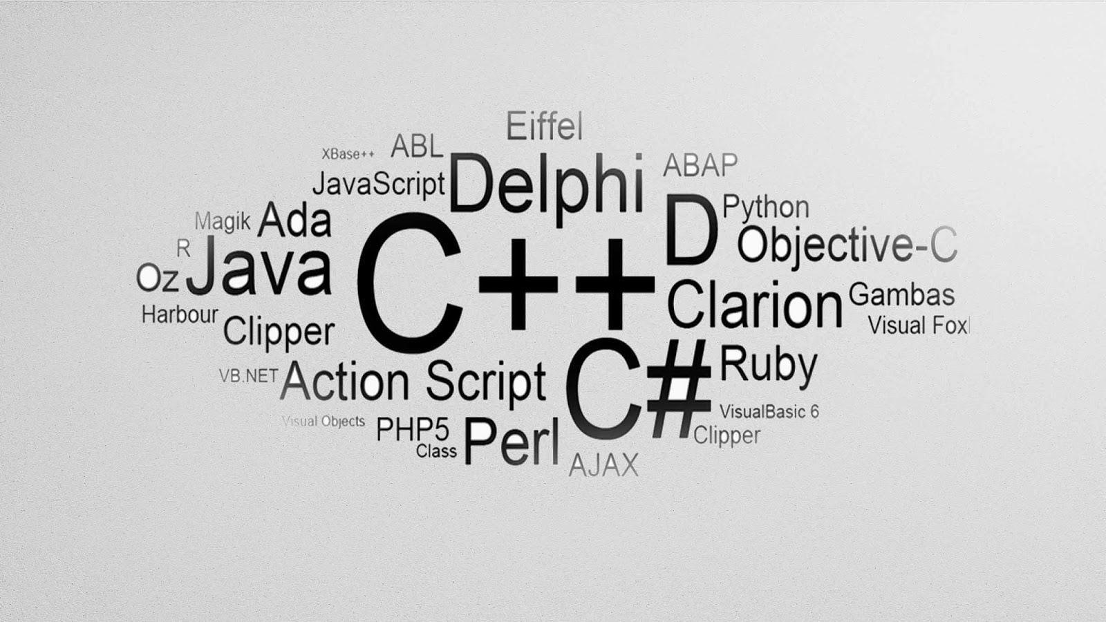 ما هى افضل لغة برمجة