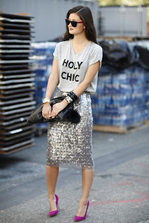 skirt, graphics, outfit, fashion, style