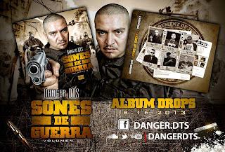 Proximamente - Danger DTS - Sones De Guerra Vol. 2