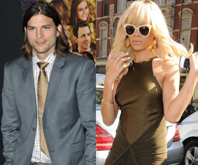 Rihanna and Ashton Kutcher: Rumored One-Night Stand Alert!
