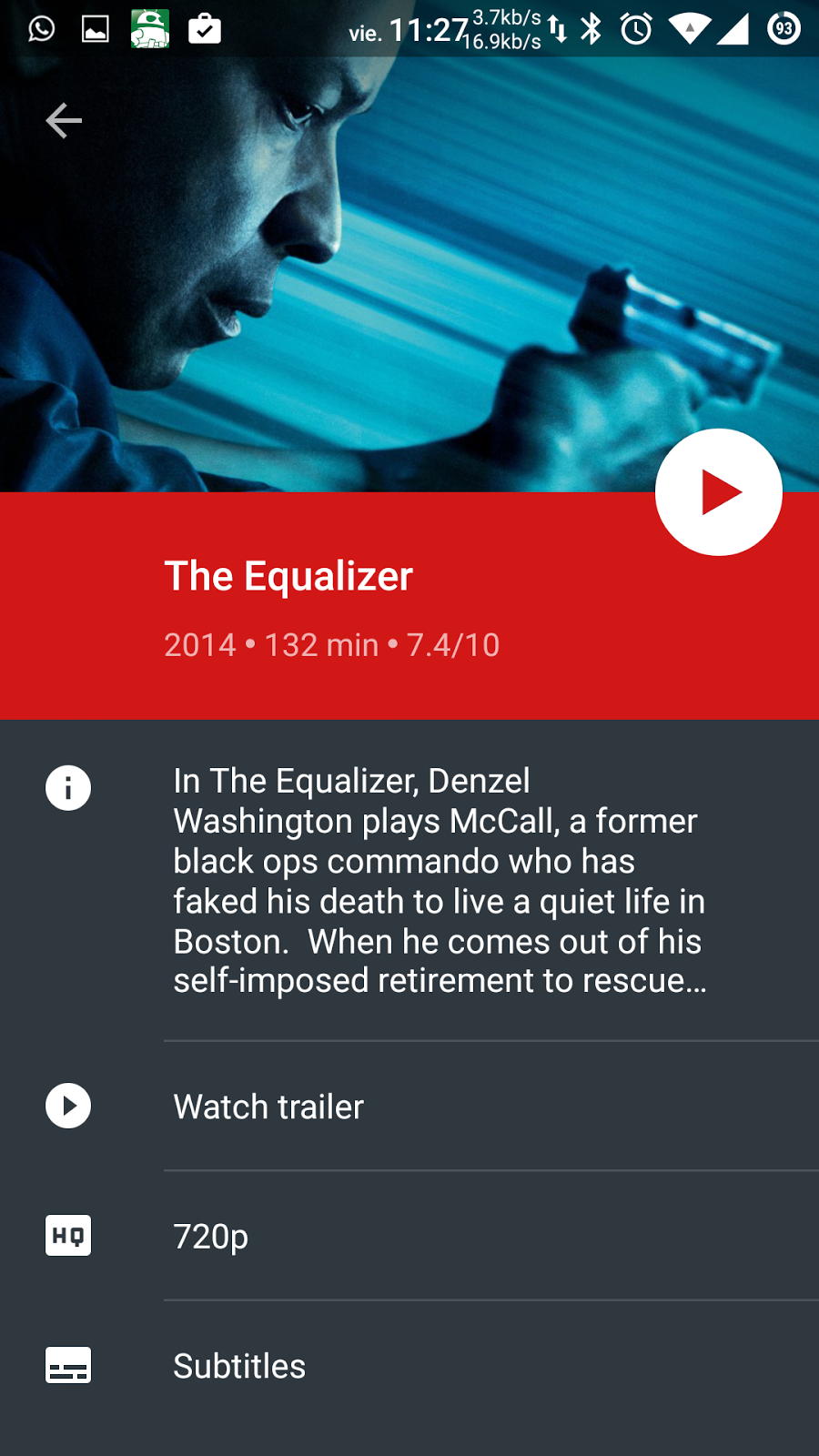 how to get popcorn time on an droid