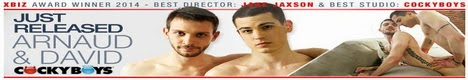 Young Hunks :  Max Carter & Levi Karter , cockyboys , blogs4dads.com