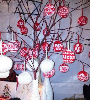 рождественское дерево