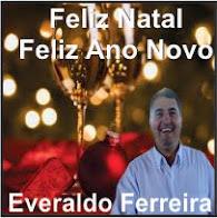 Cantagalo:Everaldo e família desejam a todos um Feliz Natal e um Próspero ano novo