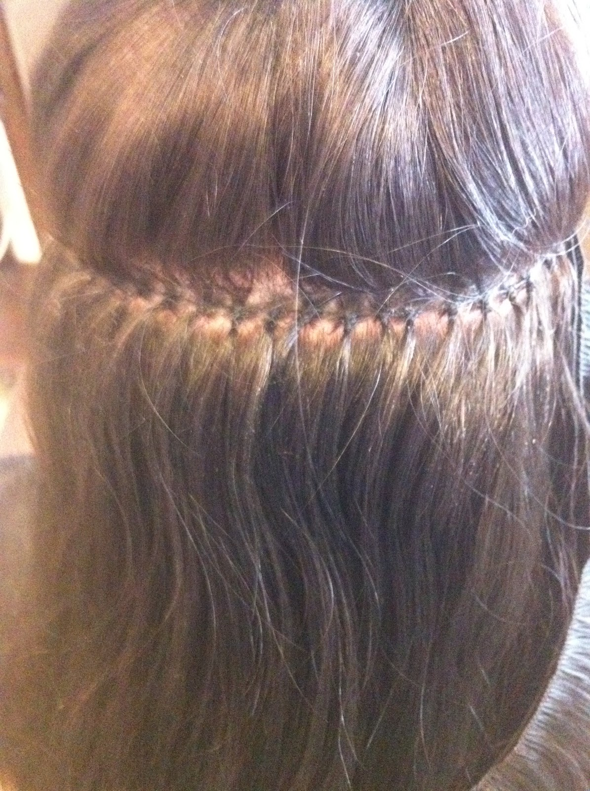 Braidless Weave Extensions 48