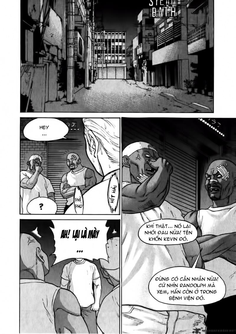 Karate Shoukoushi Kohinata Minoru chap 58 Trang 2